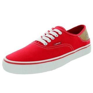 Levi's Men's Jordy Buck Red/Brown Skate Shoe