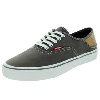 Levi's Men's Jordy Buck Charcoal/Brown Skate Shoe
