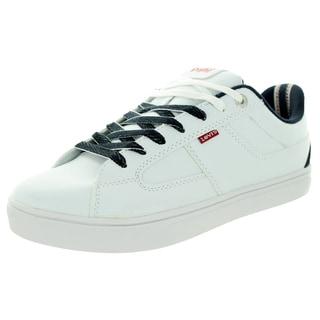 Levi's Men's Gavin Denim White/Indigo Casual Shoe