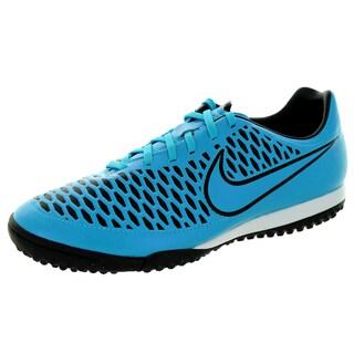 Nike Men's Magista Onda Tf Turquoise Blue/Black/Black Turf Soccer Shoe