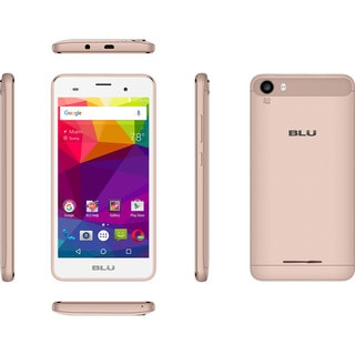 BLU Dash M2 D090U Unlocked GSM Phone - Pink