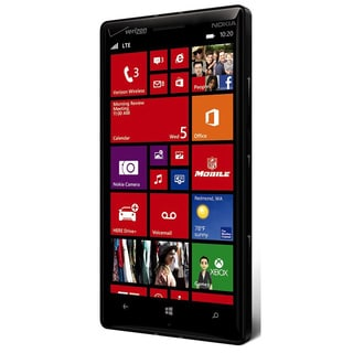 Nokia Lumia Icon 929 Verizon Unlocked GSM 4G Quad-Core Android Phone w/ 20MP Camera - Black