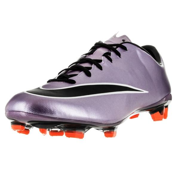 57e94c3b5ea Shop Nike Men s Mercurial Veloce Ii Fg Urban Lilac Black Brightt ...