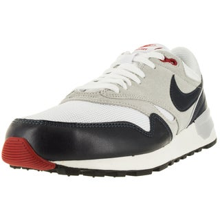 Nike Men's Air Odyssey White/Drk Obsdn/Ntrl /Unvrs Running Shoe