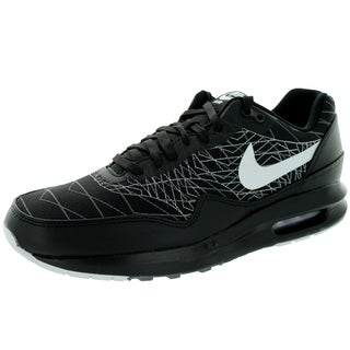 Nike Men's Air Max Lunar1 Jcrd Winter Black/White/Cool Grey Running Shoe