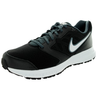 Nike Men's Downshifter 6 Black/White Magnet Grey Running Shoe