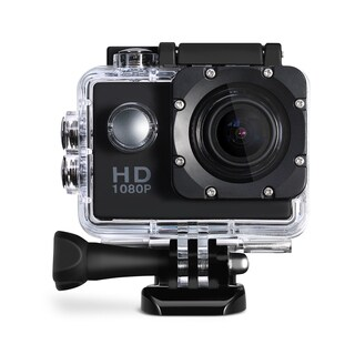 Action Camera with Full HD Video
