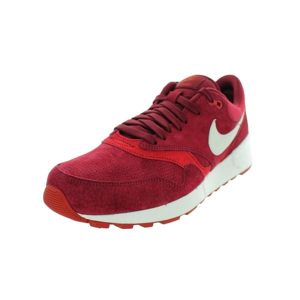 Nike Mens Air Odyssey Ltr Team RedSailGym RedCinnabar Running Shoe