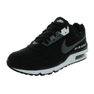 Nike Men's Air Max Ltd 3 Black/Dark Grey/White Running Shoe