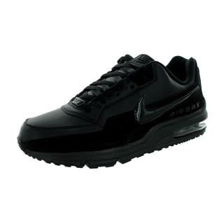 Nike Men's Air Max Ltd 3 Black Running Shoe