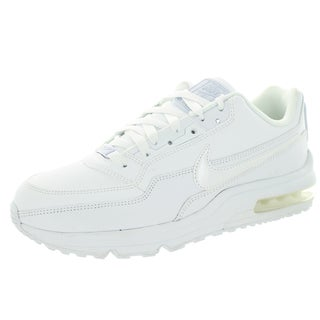 Nike Men's Air Max Ltd 3 White/White/White Running Shoe