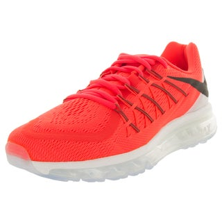 Nike Men's Air Max 2015 Brightt Crimson/Black/ite Running Shoe