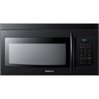 Samsung Stainless Steel 1.6-cubic-foot Over-the-Range Microwave Oven