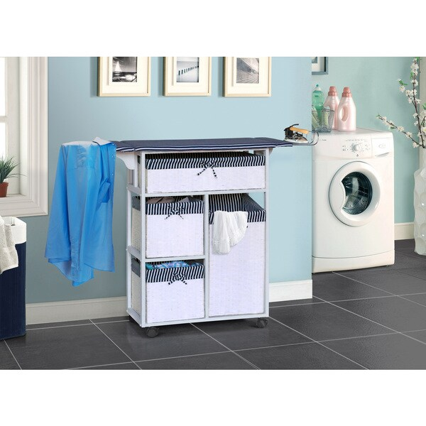 Gallerie Decor All in One Laundry Table