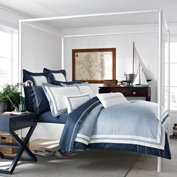 Southern tide maritime duvet cover free shipping today for Southern tide bedding