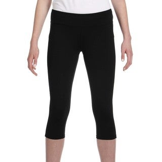 Capri Women's Legging Black
