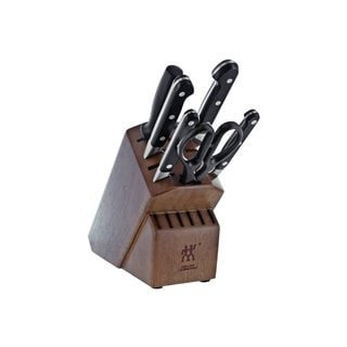 Zwilling J.A. Henckels Pro 7-pc Knife Block Set