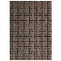 Michael Amini by Nourison Glistening Nights Grey Rug (9'10 x 13')
