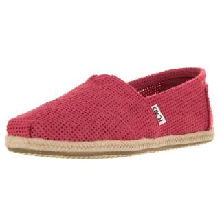 Toms Women's Classic Fuchsia Casual Shoe