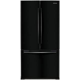 Samsung Black Stainless Steel 33-inch Counter-depth French-door Refrigerator