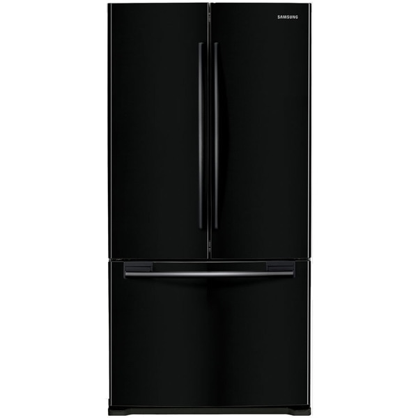 Genial Samsung Black Stainless Steel 33 Inch Counter Depth French Door Refrigerator