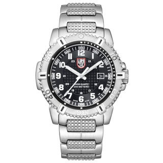 Luminox Men's 6252 Modern Mariner Stainless Steel Watch