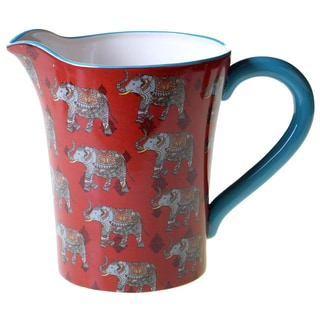 Certified International Spice Route 112-ounce Pitcher