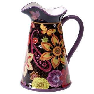 Certified International Coloratura 64-ounce Pitcher
