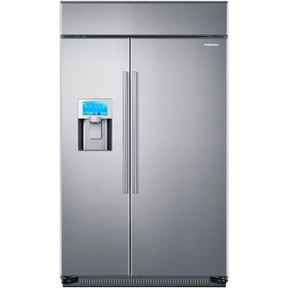 Samsung RS27FDBTNSR 48-inch Built-in Side-by-side Refrigerator