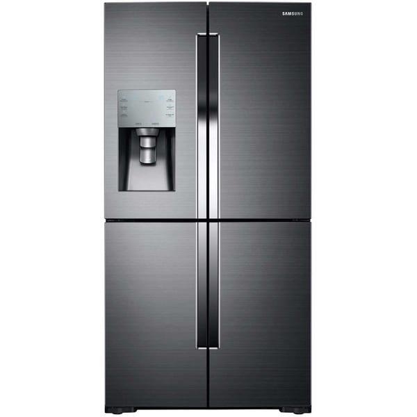 Perfect Samsung 36 Inch 4 Door French Door Refrigerator