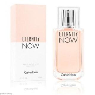 Calvin Klein Eternity Now Women's 0.5-ounce Eau de Parfum Spray