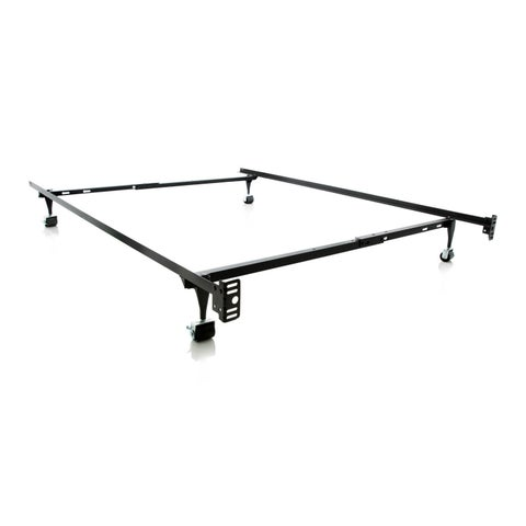 Structures Twin/ Full LT Adjustable Metal Bed Frame
