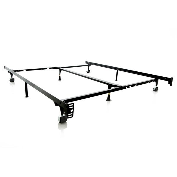 Shop Structures Universal Low Profile Bed Frame - Free Shipping ...