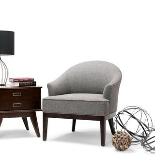 WYNDENHALL Harper Linen Look Tub Chair