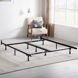 Brookside Black Universal-size Bed Frame (2 options available)