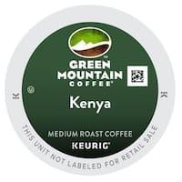 Green Mountain Kenyan Extra Bold Coffee Keurig K-Cup Portion Packs