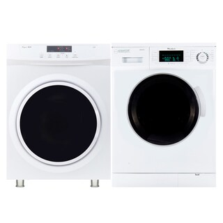 Equator Washer & Compact Standard Dryer Set