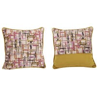 18-inches x 18-inches Throw Pillow