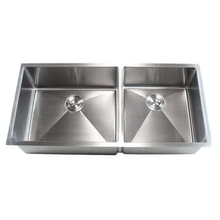 42-inch Stainless Steel Undermount Kitchen Sink
