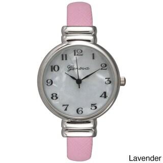 Olivia Pratt Women's Plain Everyday Watch (Option: Purple)