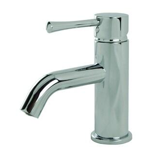 S-Series Chrome Brass European Single-post Bathroom Faucet
