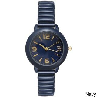 Olivia Pratt Women's Basic Everyday Watch (Option: Navy)