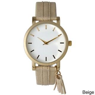 Olivia Pratt Women's Pretty, Simple, and Casual Watch