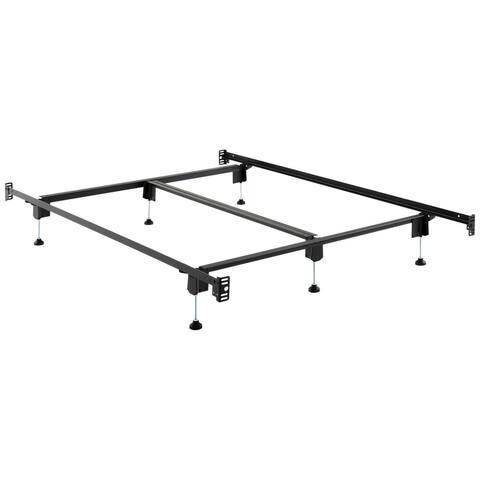Steelock Metal Wedge Lock Headboard/Footboard Bed Frame by Malouf Structures