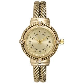 Olivia Pratt Women's Lovely Antique Looking Watch