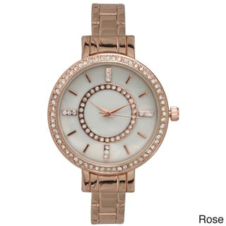 Olivia Pratt Women's Unique Glamorous Watch