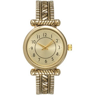 Olivia Pratt Women's Unique Antique Looking Watch
