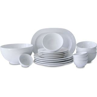 Waechtersbach Fun Factory White 18-piece Dinnerware Set