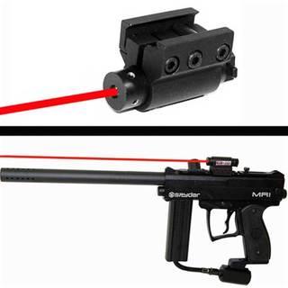 Trinity Aluminum Red Laser for Spyder MR1