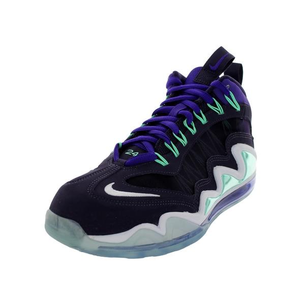 Shop Nike Men s Air Max 360 Diamond Griff Purple White Electric ... 8e82431fa
